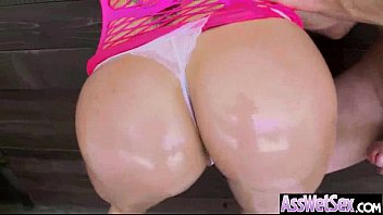 london keyes lubed chick with humungous arse screwed.