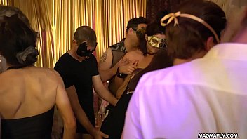 magma film german masquerade swingers soiree