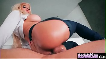 assfucking fuck-a-thon with kinky good-sized arse well-lubed doll.