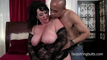 obese dark-haired cougar cant get enough.