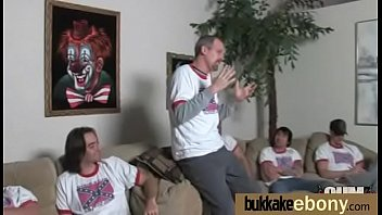 double invasion with german dark-hued mass ejaculation teenie 13