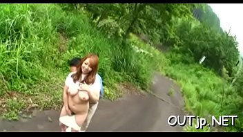 outdoors soiree gets revved into a thickest orgy sesh