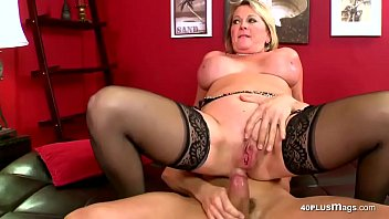 silver-blonde plus-size is greedy for some.