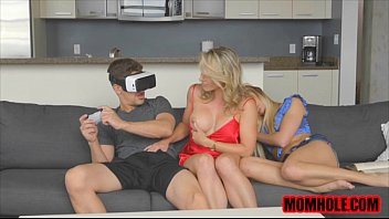 vr has never been this real starring cory.