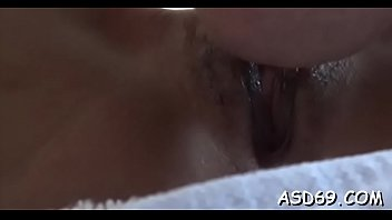 jizz-pump-starved lil ultra-cutie cannot stop railing this supah-drilling-hot cumbot