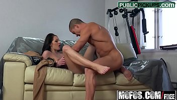 money felicia - hungarian damsel unwraps for -.