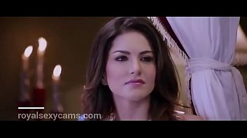 sunny leone virtual steaming orgy in bollywood film.