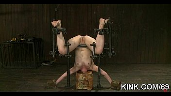 xxl-boobed damsel and enslaved abased and.