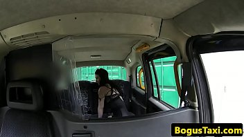 bigass euro pussylicked by cab driver