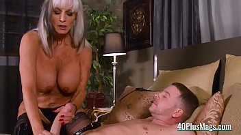 cougar domme uses slave039_s good-sized guy.