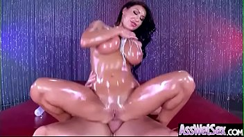 august taylor bitch female with ample lubricated bum.