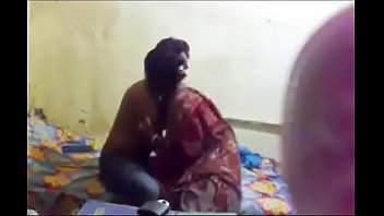 gross mature indian aunty is getting.