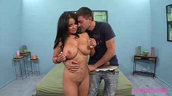 puny inexperienced chica get poled deep in puss.