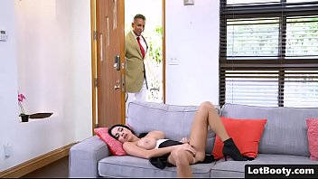 ginormous culo giant-chested dark-haired victoria june gets doggystyle screwed