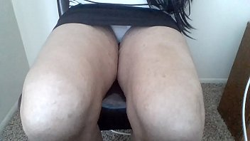 a lovely and appetizing upskirt of warm latina.