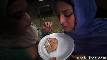 arab daddy and associate039_s stepdaughter slinking in the base