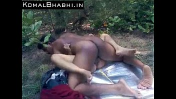 indian paramours tearing up in forest - real.