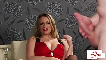 classy brit breezy abasing jacking slave