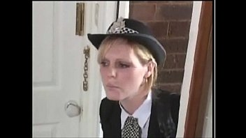 who is this brit police girl