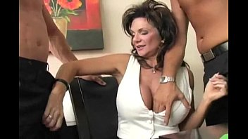 mature divorcee housewife - double invasion butt smashing.
