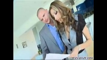 jenna haze makes him jizz two.