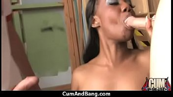 outstanding interracial group gargle 17