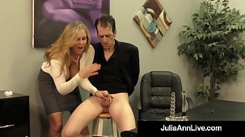 adult award winner julia ann wanks a manstick.