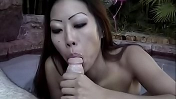 ayoko - competition for the hottest oral job.