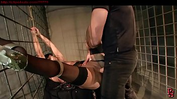 captive damsel in the dungeon