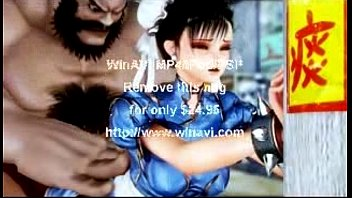chun-li winning onslaught