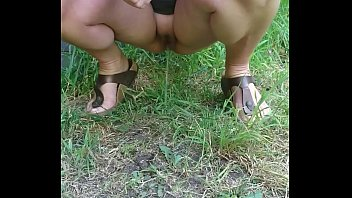 outdoor piss dare