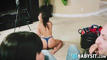 caught camming on the job - mercedes carrera.