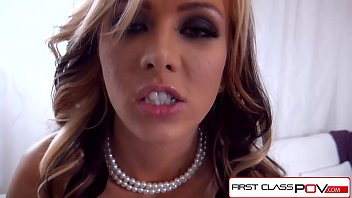 firstclasspov - jeanie marie take a monster beefstick.