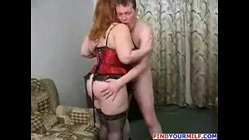 enormous plus-size russian mature mommy with.