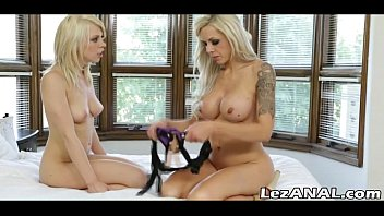 nina elle showcases a nubile tara how she.