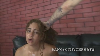 curly haired latina down to penetrate.