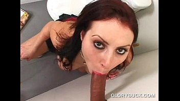 immense-boobed dark-haired providing hell of a dt on gloryhole