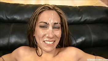 gullet boinking and painal for latina mega-slut amy valdes