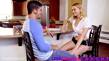 stepsiblingscaught - ultra-kinky step sister-in-law will do anything.