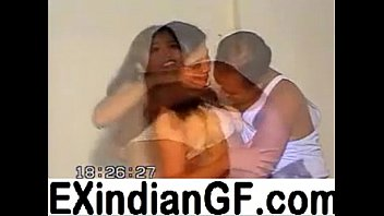 unexperienced indian duo frolicking on web.