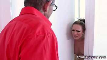 intimate bang-out lecturer first-ever time faking out your daddy