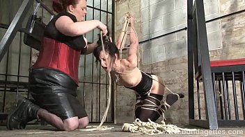 ultra-kinky elise graves lezzie limit bondage.
