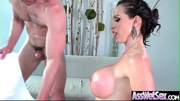 nikki benz raw yam-sized bum greased female love.