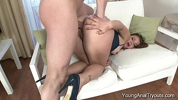 youthfull buttfuck tryouts - uber-cute honey nataly attempts.