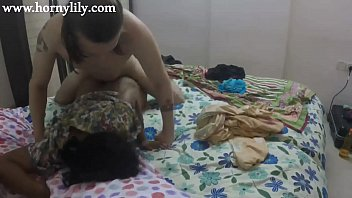 buzzed fuck-fest with indian maid -.