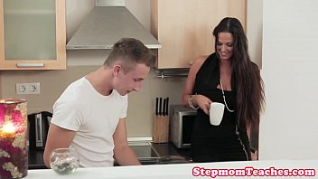 inked euro step-mother shares jizz with.