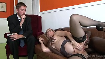 nina hartley luvs ebony trouser snake