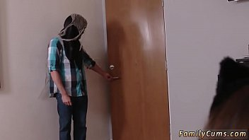 boss039_s stepdaughter and crony help mommy with daddy.